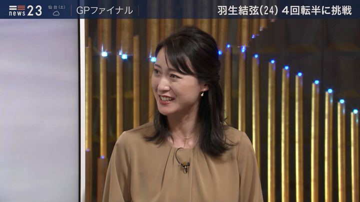 2019年12月06日小川彩佳の画像14枚目