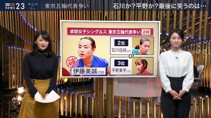 2019年12月12日小川彩佳の画像09枚目