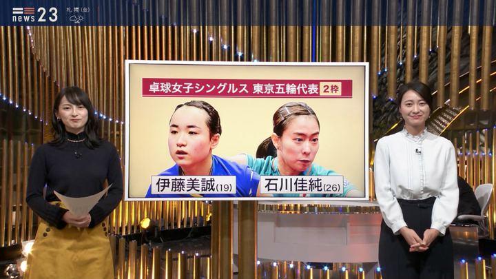 2019年12月12日小川彩佳の画像10枚目