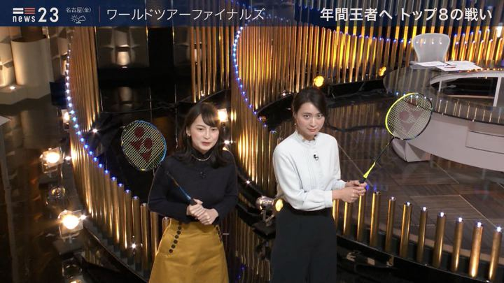 2019年12月12日小川彩佳の画像11枚目