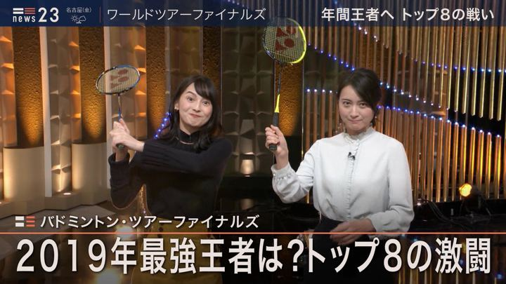 2019年12月12日小川彩佳の画像13枚目
