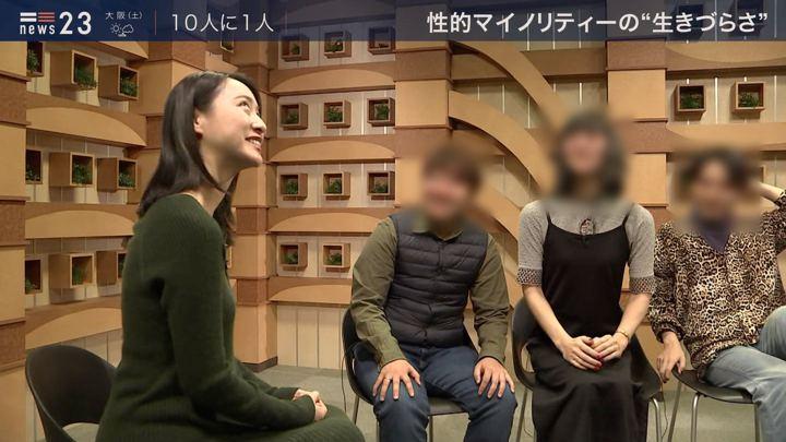 2019年12月13日小川彩佳の画像11枚目