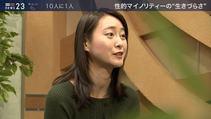 2019年12月13日小川彩佳の画像12枚目