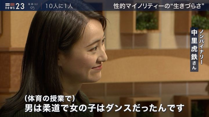 2019年12月13日小川彩佳の画像15枚目