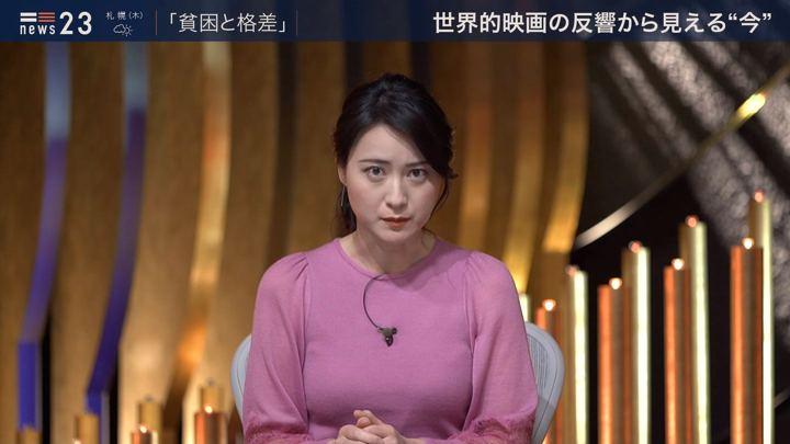 2019年12月18日小川彩佳の画像16枚目
