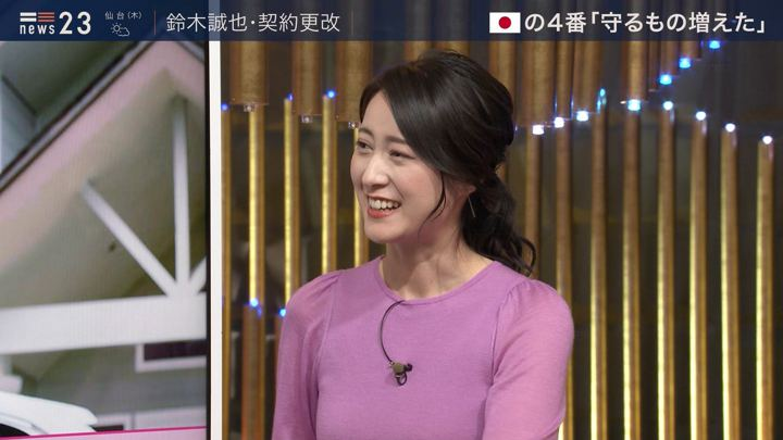 2019年12月18日小川彩佳の画像21枚目