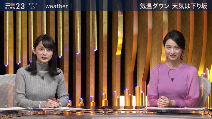2019年12月18日小川彩佳の画像24枚目