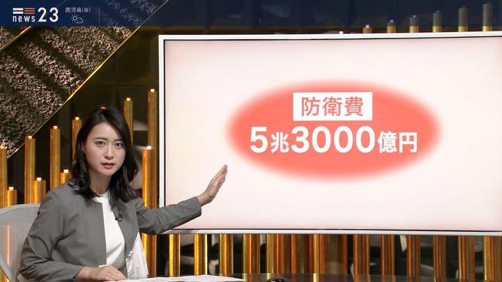 2019年12月19日小川彩佳の画像11枚目