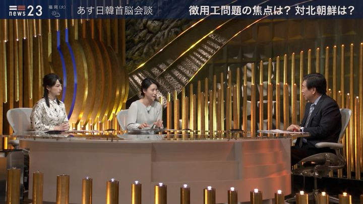 2019年12月23日小川彩佳の画像06枚目