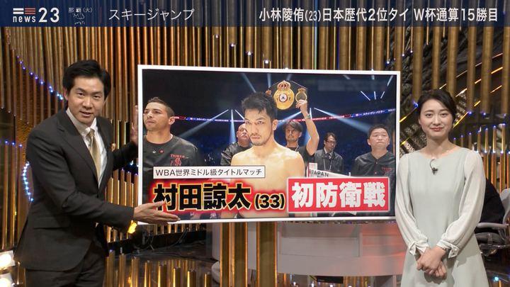 2019年12月23日小川彩佳の画像11枚目