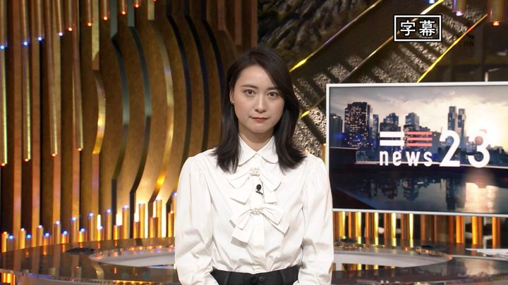 2019年12月24日小川彩佳の画像01枚目