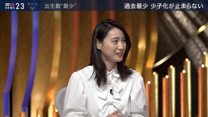 2019年12月24日小川彩佳の画像10枚目