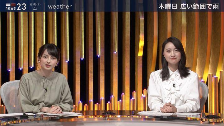 2019年12月24日小川彩佳の画像15枚目