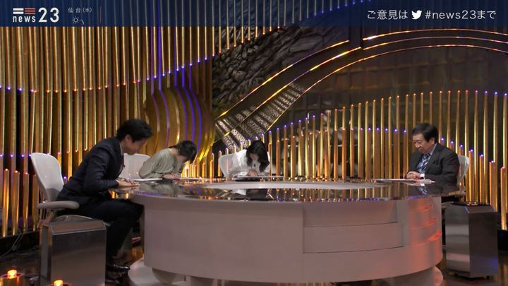 2019年12月24日小川彩佳の画像17枚目