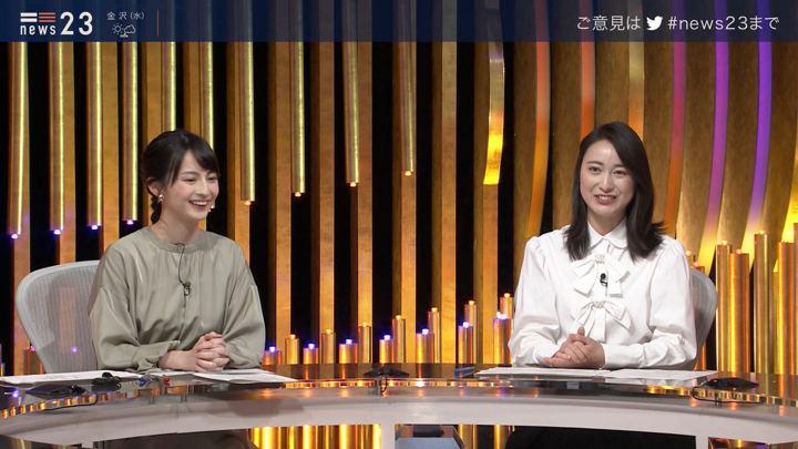 2019年12月24日小川彩佳の画像20枚目