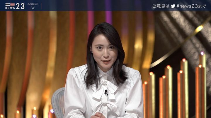 2019年12月24日小川彩佳の画像21枚目