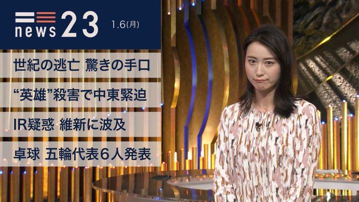 2020年01月06日小川彩佳の画像02枚目
