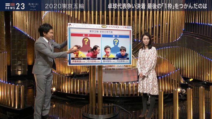 2020年01月06日小川彩佳の画像11枚目