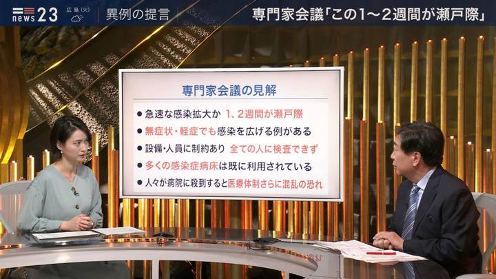 2020年02月24日小川彩佳の画像03枚目
