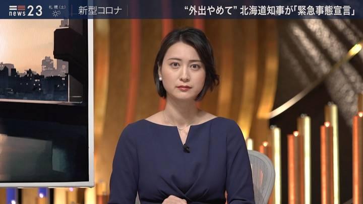 2020年02月28日小川彩佳の画像01枚目