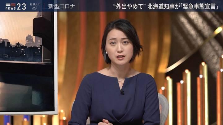 2020年02月28日小川彩佳の画像02枚目