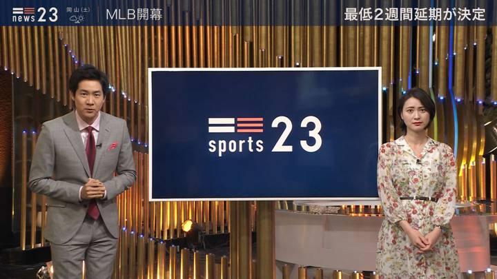 2020年03月13日小川彩佳の画像14枚目