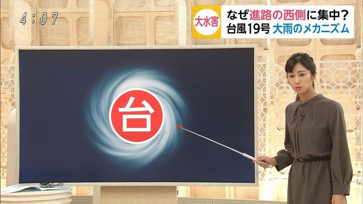2019年10月14日酒井千佳の画像01枚目