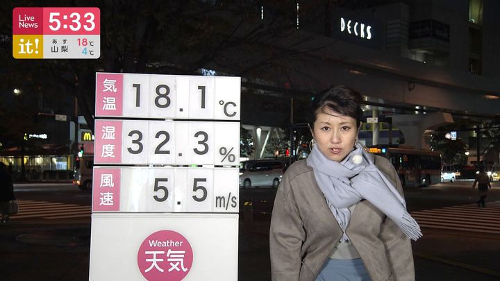 2019年11月14日酒井千佳の画像04枚目