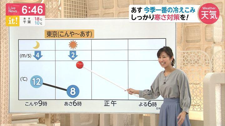 2019年11月14日酒井千佳の画像08枚目