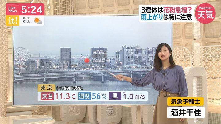 2020年02月20日酒井千佳の画像01枚目