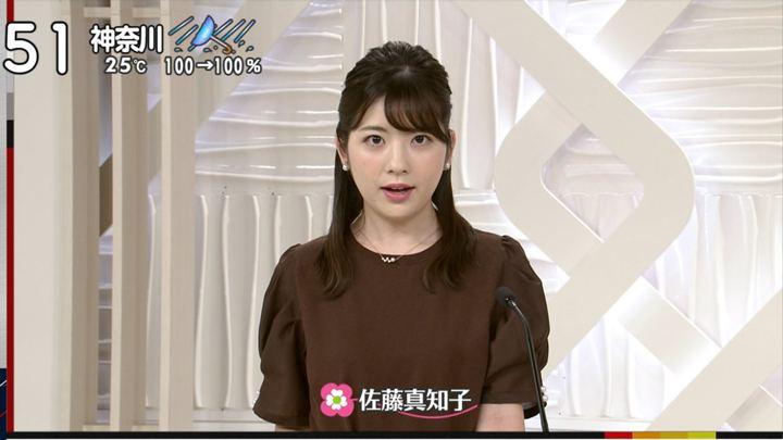 2019年10月12日佐藤真知子の画像07枚目