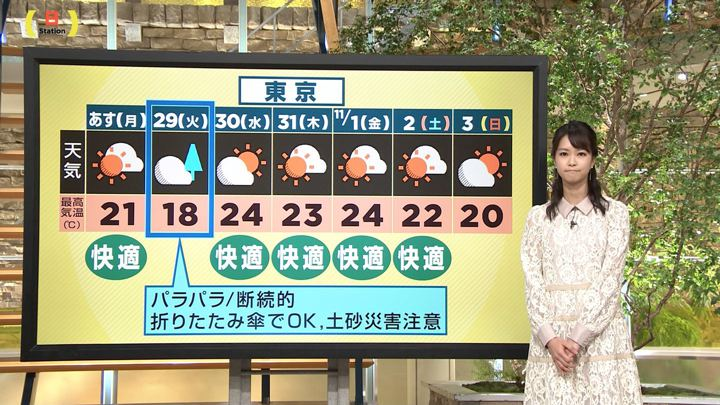 2019年10月27日下村彩里の画像09枚目