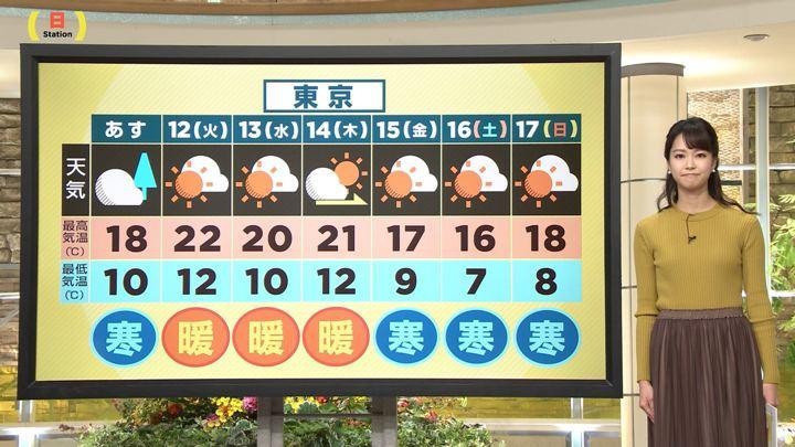 2019年11月10日下村彩里の画像10枚目