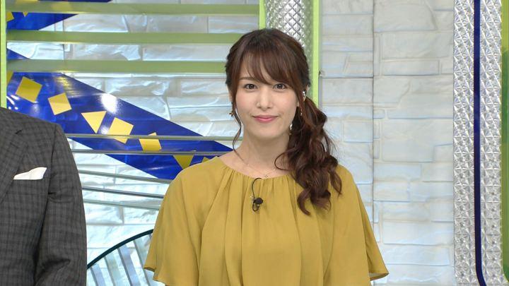 2019年10月12日鷲見玲奈の画像11枚目