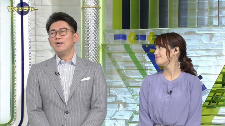 2019年10月26日鷲見玲奈の画像13枚目