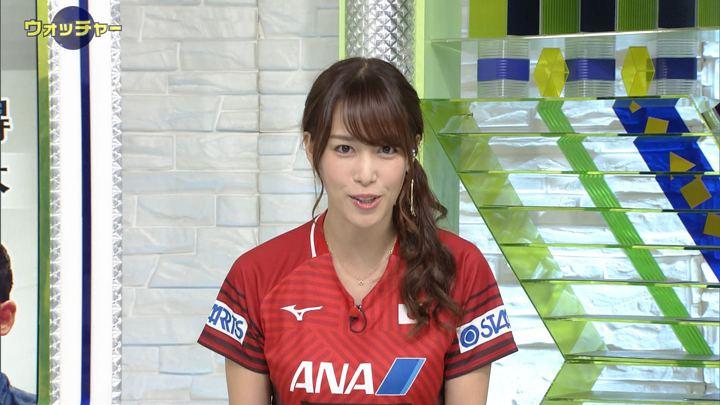 2019年11月09日鷲見玲奈の画像10枚目