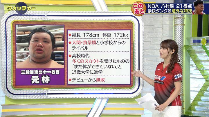 2019年11月09日鷲見玲奈の画像15枚目