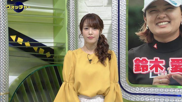 2019年11月27日鷲見玲奈の画像20枚目