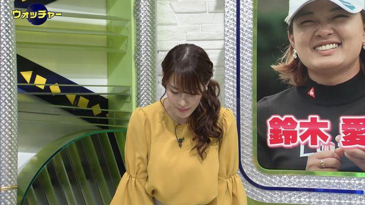 2019年11月27日鷲見玲奈の画像21枚目