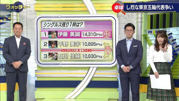 2019年12月07日鷲見玲奈の画像04枚目