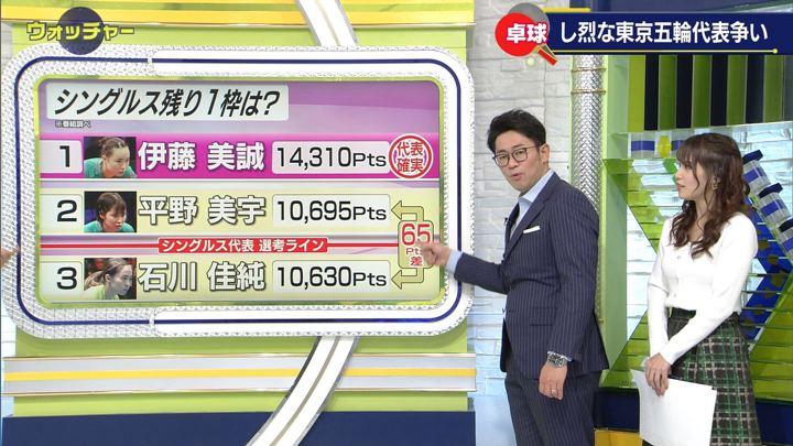 2019年12月07日鷲見玲奈の画像05枚目