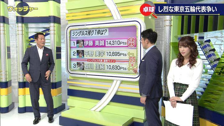 2019年12月07日鷲見玲奈の画像06枚目