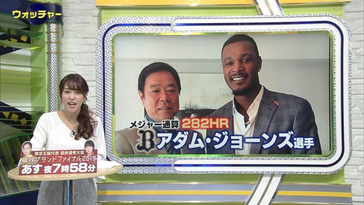 2019年12月11日鷲見玲奈の画像24枚目