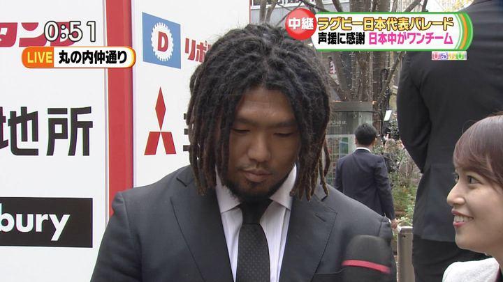 2019年12月11日鷲見玲奈の画像26枚目
