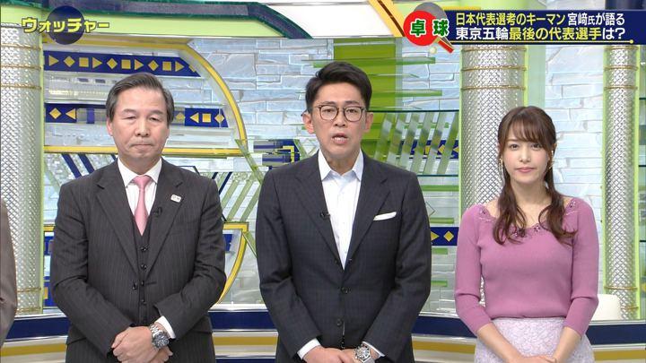 2019年12月14日鷲見玲奈の画像05枚目