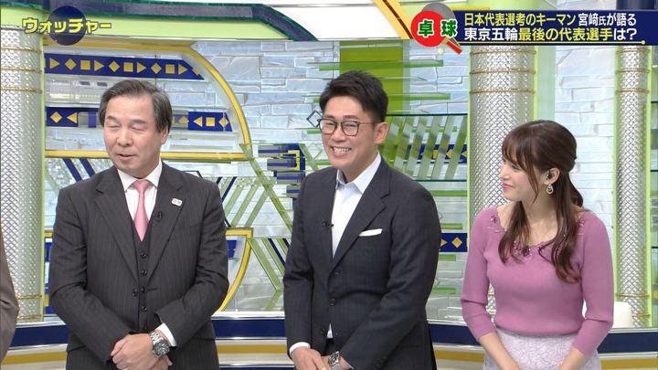 2019年12月14日鷲見玲奈の画像06枚目