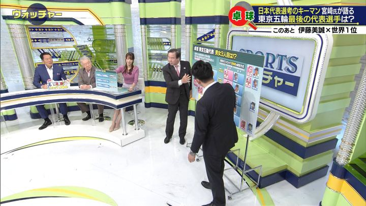 2019年12月14日鷲見玲奈の画像12枚目