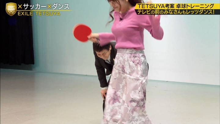 2020年03月14日鷲見玲奈の画像24枚目