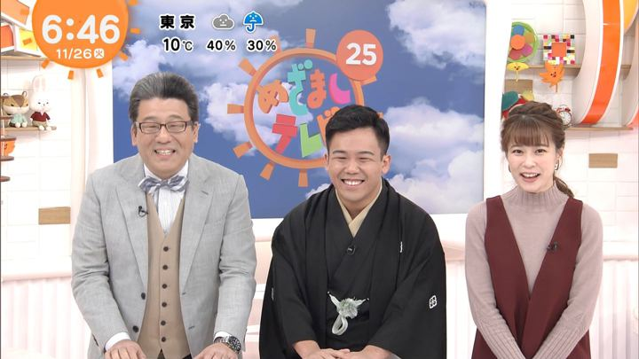 2019年11月26日鈴木唯の画像09枚目