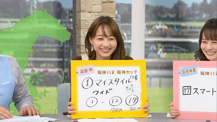 2019年12月21日高田秋の画像22枚目